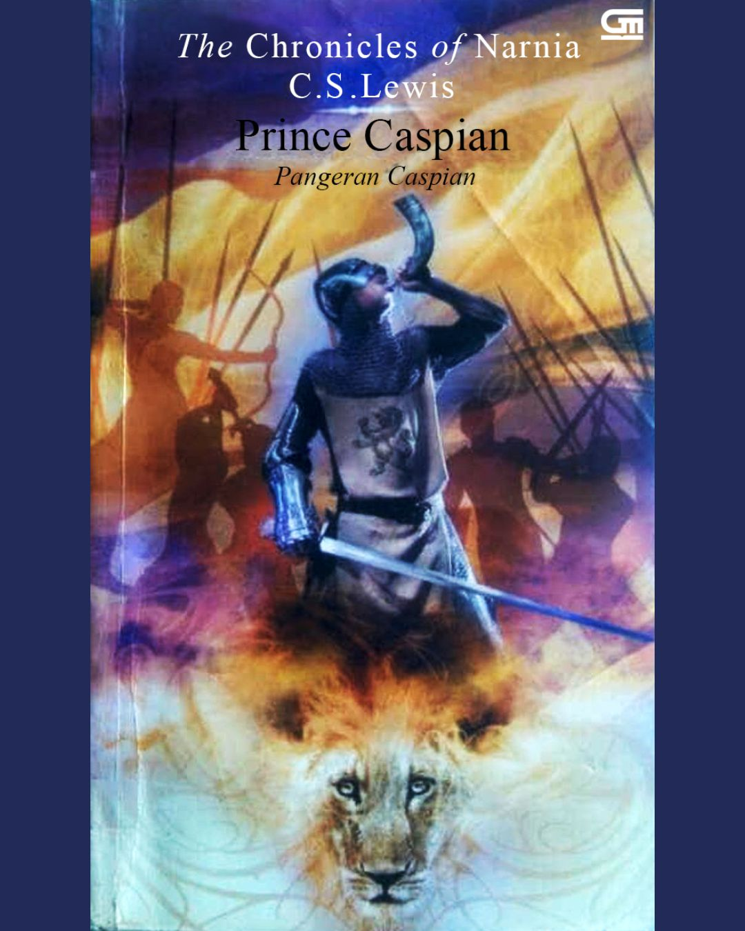 The Chronicles of Narnia: Prince Caspian (Pangeran Caspian)