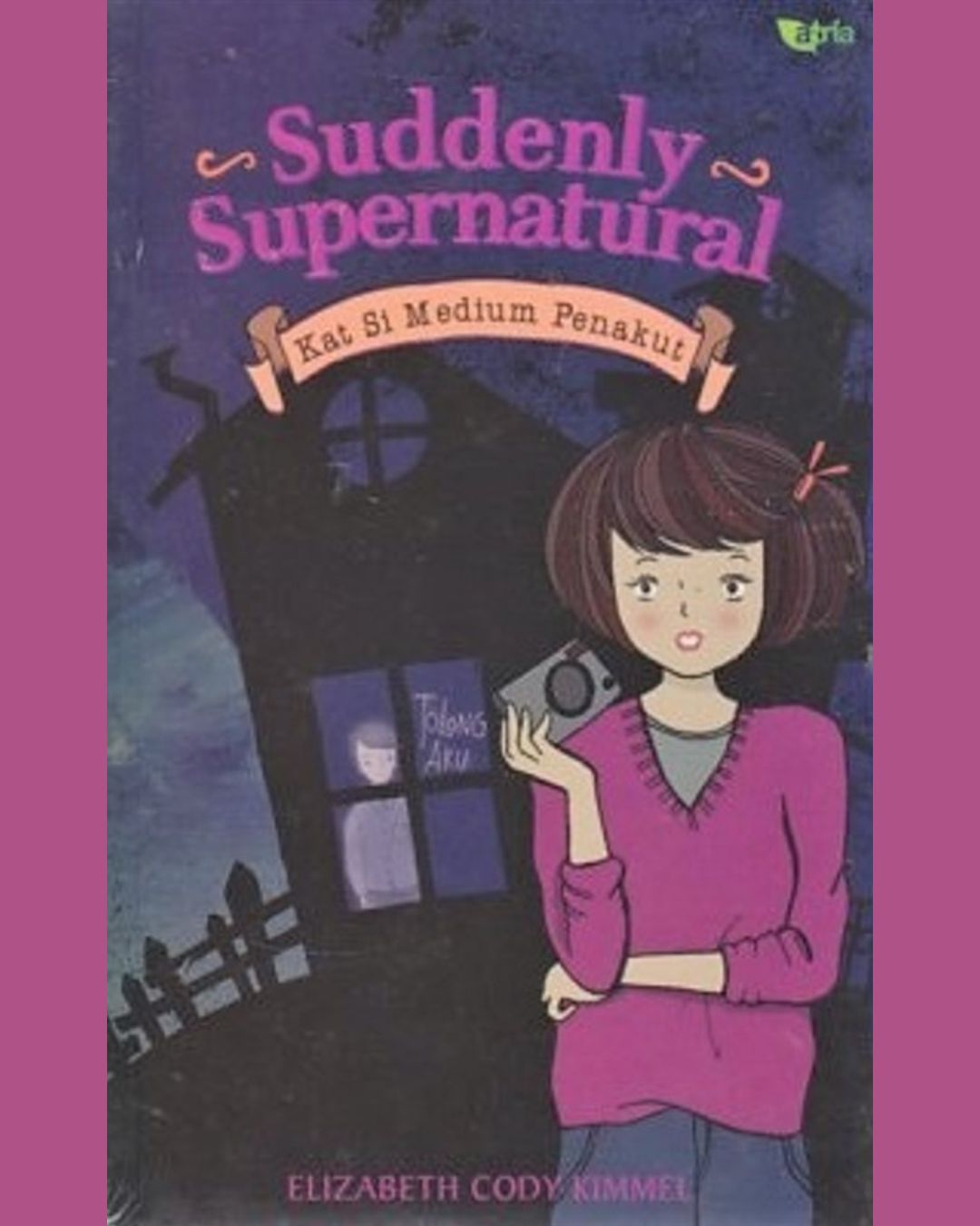 Suddenly Supernatural: Kat Si Medium Penakut