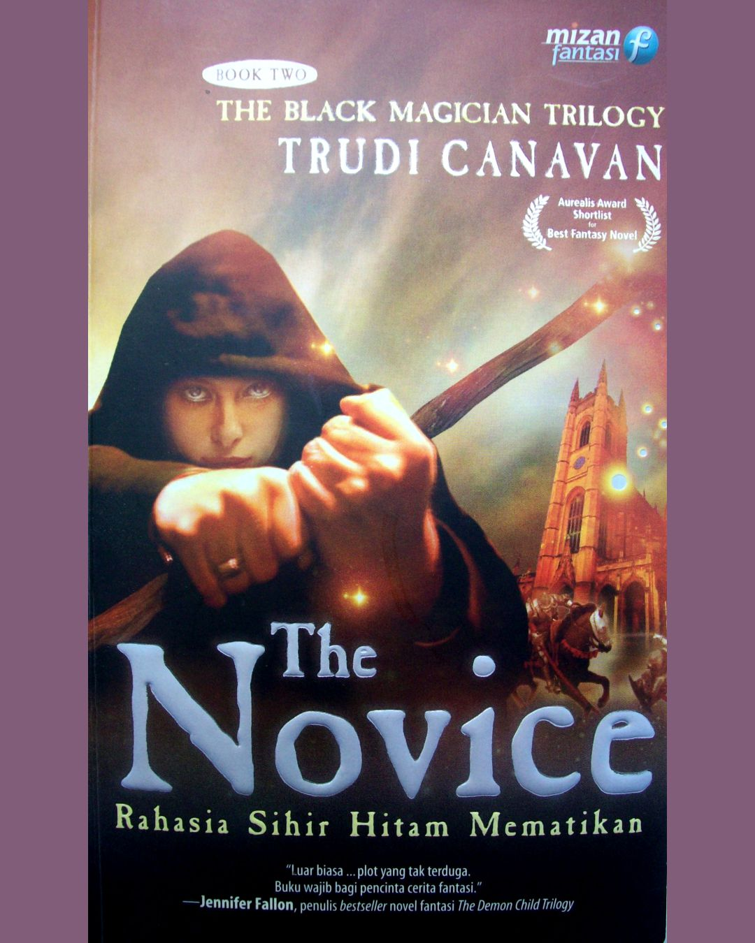 The Novice: Rahasia Sihir Hitam Mematikan