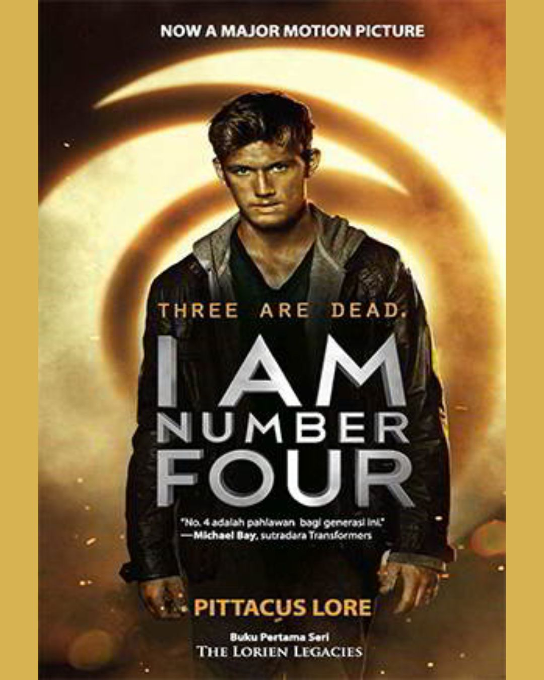 Three Are Dead. I Am Number Four